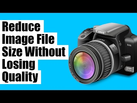 Reduce Image File Size Without Losing Quality