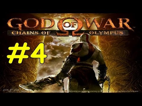 God Of War Chains Olympus Walkthrough