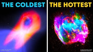 The Most Extreme Temperatures in the Universe