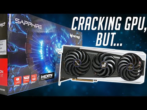 External Review Video f8KdOLgZTh4 for Sapphire Radeon RX 6800 XT Gaming Graphics Card (21304-01-20G)