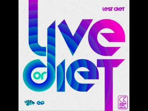 Lest Diet - Pudding It On (Mark Slavin Extra Raw Remix)