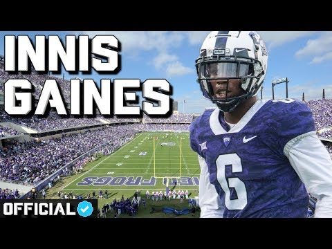 THUMP 6️⃣  Official Innis Gaines TCU Highlights