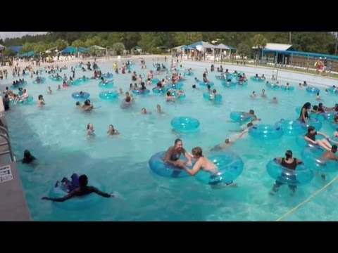 How No Swimmers Noticed Toddler Drowning At Crowded Water Park Wave Pool