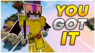 You Got It (It's Time To Boss Up) | Bedwars Montage | Minecraft | Tik Tok
