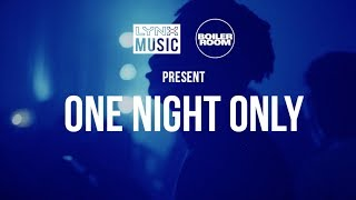 Performance Rituals & Dating Tips with Yxng Bane | Boiler Room x LYNX Music One Night Only