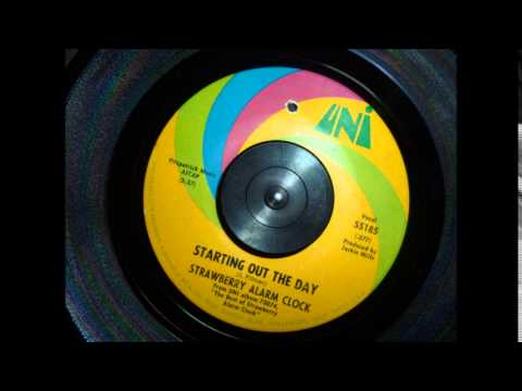 "Strawberry Alarm Clock - ""Starting Out the Day"" 1969 Garage Psych (Original Mono Mix)"