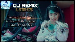 Tumhari Yaad Ayee Hai (LYRICS) ||Palak Muchhal   - YouTube