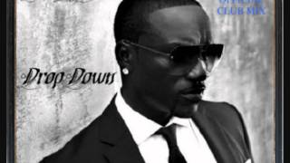 Akon Ft. Ludacris - Drop Down (Official Club Mix)
