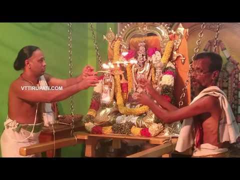 Vattavilai Then Tirupati Perumal Unjal Seva Video2 2019