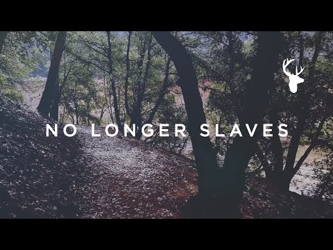 No Longer Slaves (Official Lyric Video) - Jonathan David and Melissa Helser | We Will Not Be Shaken