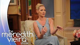 "Katherine Heigl s'exprime sur sa réputation de diva au ""Meredith Vieira Show"" | 2014"