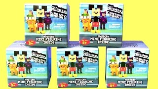 Disney Crossy Road Mystery Blind Boxes from Disney Mobile App Crossy Road Game by TOYS CLUB