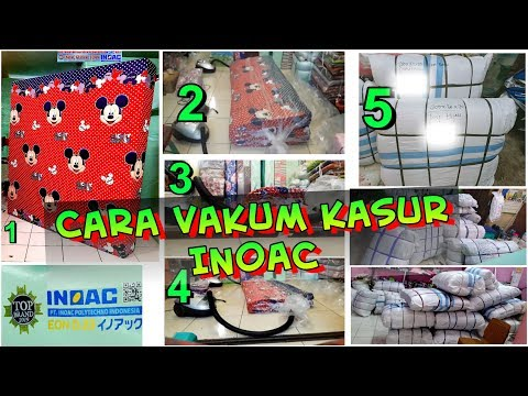 Kasur inoac|sofa bed inoac proses vakum-INOAC GLOBAL FOAM