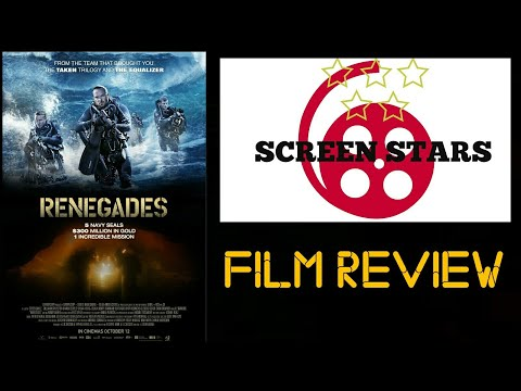 Renegades (2017) Action Film Review