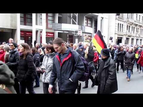 Frauen Demo Berlin