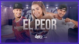 El Peor   Chyno Miranda, J. Balvin | FitDance Life (Coreografía) Dance Video