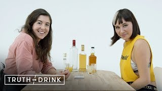 Best Friends Reveal the Awkward Truth | Truth or Drink | Cut