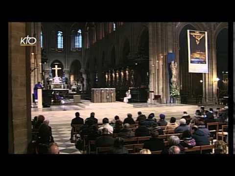 Messe du 20 mars 2015