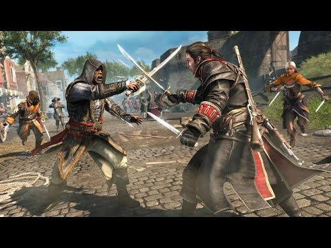 Прохождение Assassin's Creed Rogue (Изгой) на PC — Часть 1