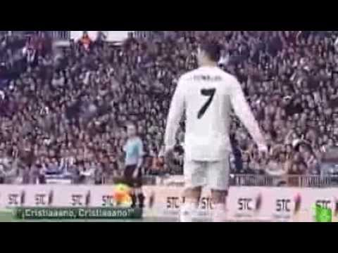 Cristiano Ronaldo Hat Trick VS Real Sociedad