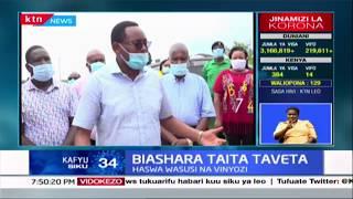 Taita Taveta: Wafanyabiashara kujua hatma kesho baada ya Gavana Samboja kuandaa kikao