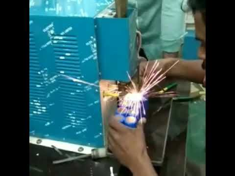 Spot Welding Machine For Lithium Battery