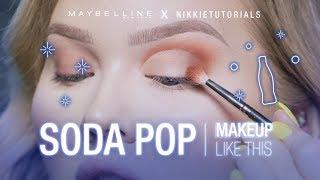 Soda Pop Palette Makeup Tutorial Ft. Nikkie Tutorials