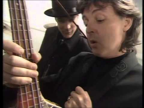 Paul McCartney - Making of 'My Brave Face' (1989)