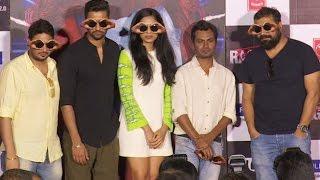 Uncut  Raman Raghav 20 Trailer Launch  Nawazuddin Siddiqui Anurag Kashyap