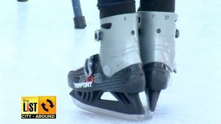KANSAS CITY: New Lawrence Rink Draws Crowds