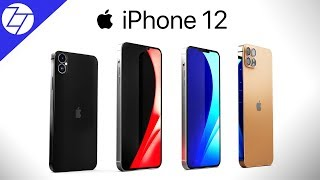 The 4 New iPhones for 2020!