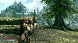 Skyrim (mods) - Helena - Spotlight On: TBBP Animations [XB1]