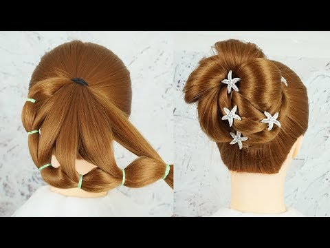 Latest Hairstyle For Wedding Reception Party Hairstyles