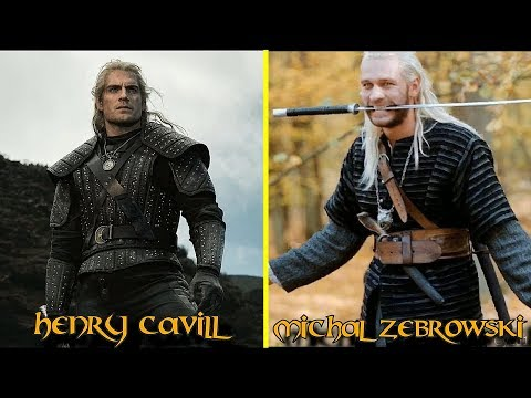 THE WITCHER Series FULL Cast Announcement (NEW, 2019) Geralt