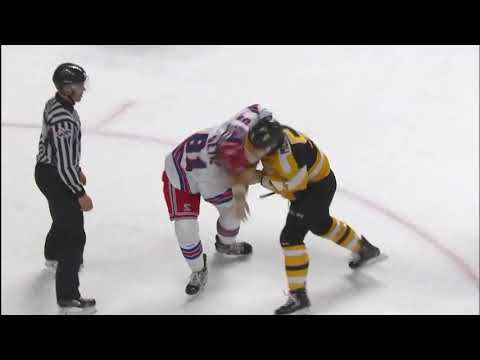 Dylan Seitz vs. Liam Murray
