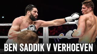 GLORY Redemption: Rico Verhoeven Vs. Jamal Ben Saddik (Heavyweight Title Match)   FULL FIGHT