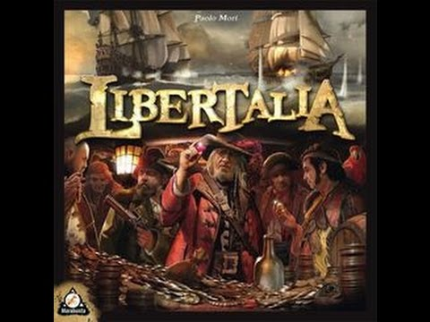 For the Meeple, by the Meeple (Review of Libertalia)