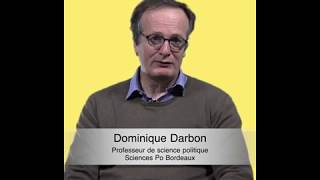 Portrait de Dominique Darbon