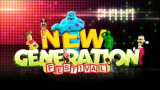 New Generation Festival teaser trailer | Disneyland Paris 2010