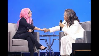Oprah's 2020 Vision Tour Visionaries: Lady Gaga Interview