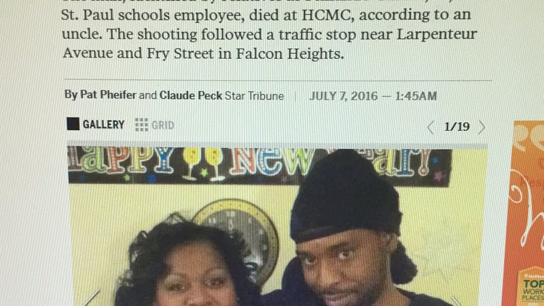 Falcon Heights: Another Innocent Black Man Shot By Police thumbnail