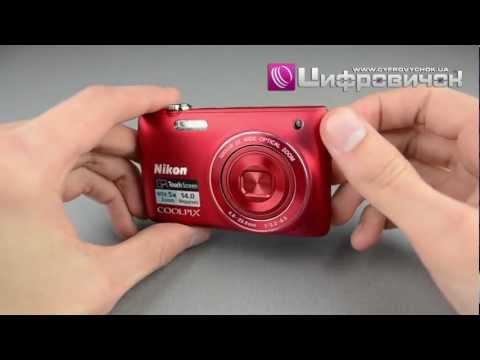 Видеообзор Nikon CoolPix S4150