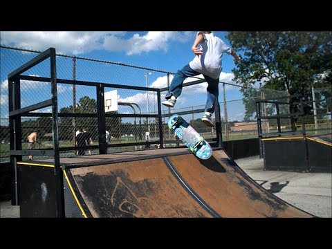 Greenwood Skatepark Edit