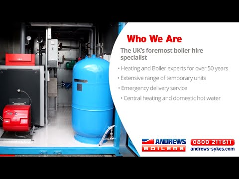 About Andrews Boilers