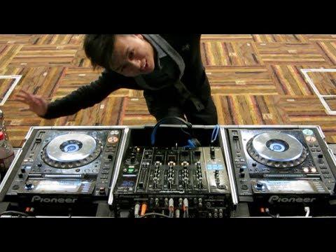 DJ Ravine's Daishocon Setup Day Electro Mix (US Trip Mix)