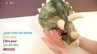 Masque Dino - Anchicératops