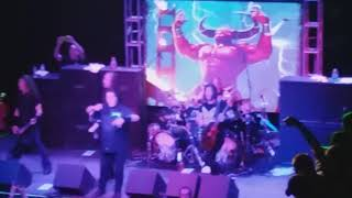 Exodus wall of death @ Summit Music Hall Denver, Co 2018