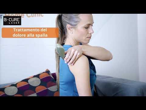 Corsetto per il video osteocondrosi vertebrale