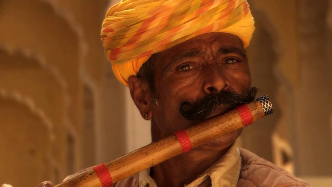 Indien: Jodphur, Blaue Stadt (1:07)