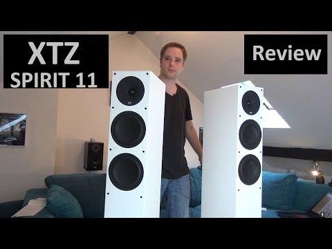 XTZ Spirit 11 Standlautsprecher Review Lautsprecher Test